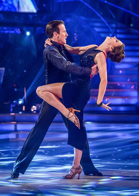 Anton & Katie's week 8 Rumba