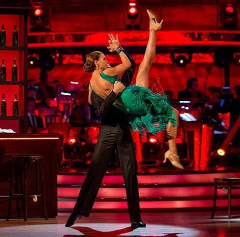 Anton & Katie's Week 10 Argentine Tango