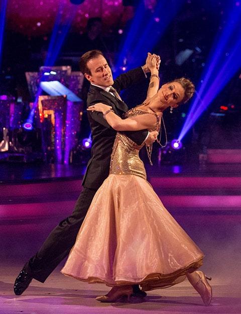 Anton & Katie Semi Finals Waltz