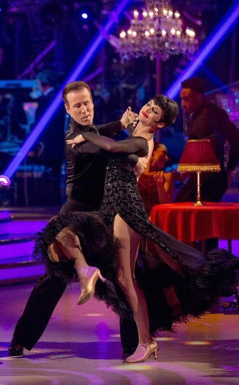 Anton and Katie's Foxtrot to Cabaret