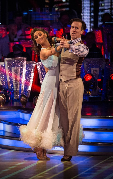 Anton & Katie's Quickstep in the Final of Strictly Come Dancing 2015