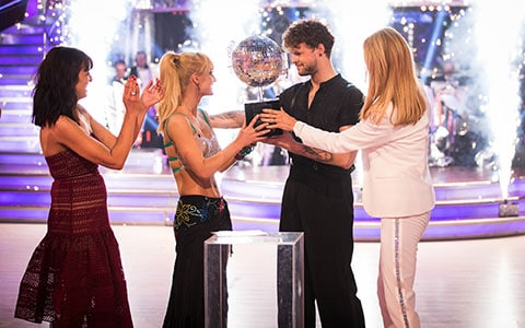 The Winners - Aliona and Jay
