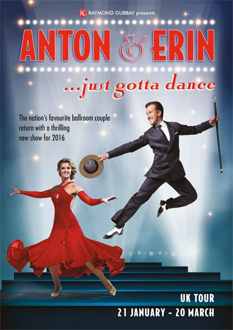 Anton & Erin - Just Gotta Dance