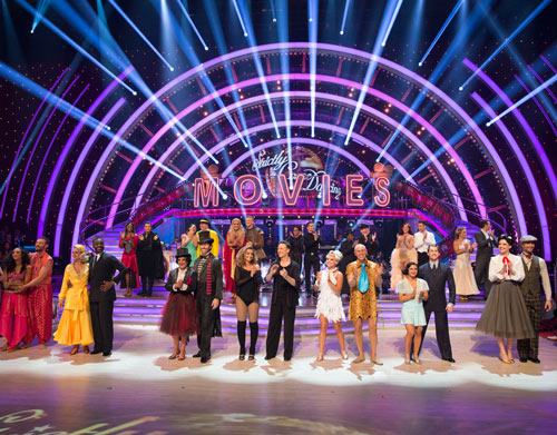 Strictly Movie Week 2016