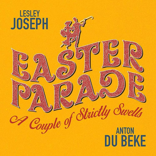 Anton Du Beke & Lesley Joseph dance the Quickstep to A Couple Of Swells from Easter Parade