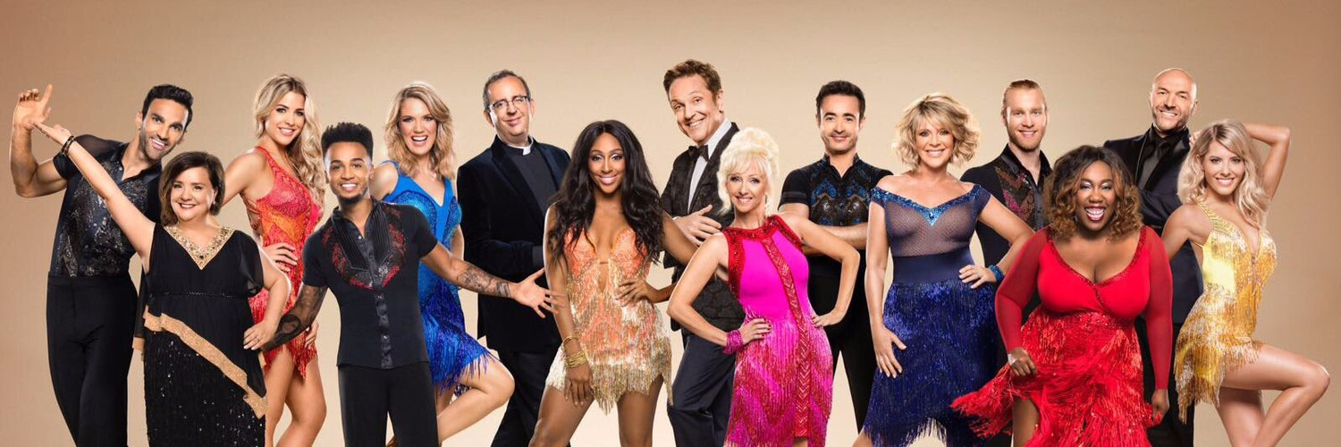 Strictly 2017 Celebrities