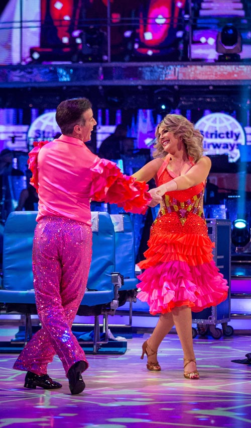 Anton and Ruth's Samba