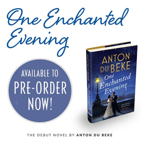 Pre-order your copy of One Enchanted Evening now!